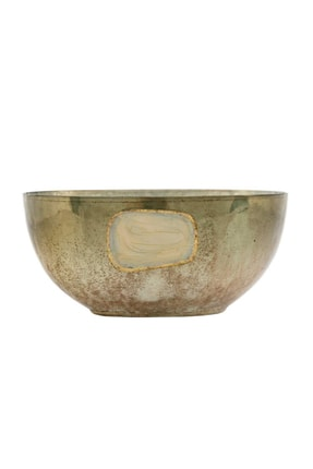 Vitale Pune Amber Dekoratif Kase