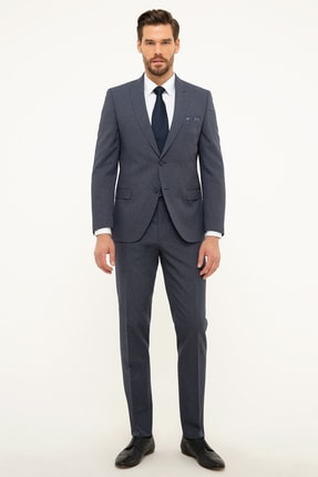 Pierre Cardin Erkek Lacivert Takım Elbise G021GL001.000.938580