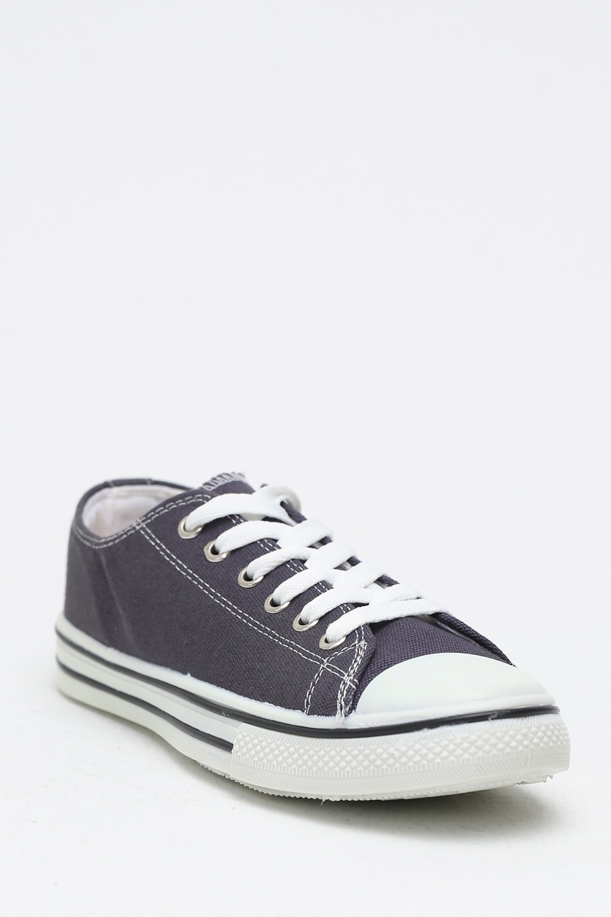 Ayakkabı Modası Füme Krem Kadın Ayakkabı M9999-19-100165R 2