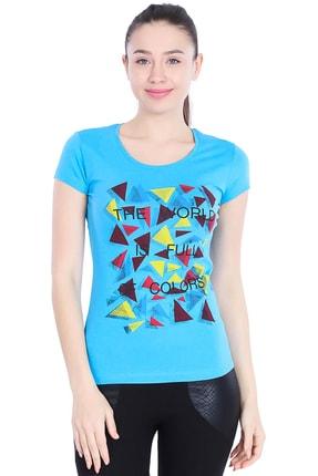 HUMMEL Kadın T-Shirt - Jorlene Ss Tee