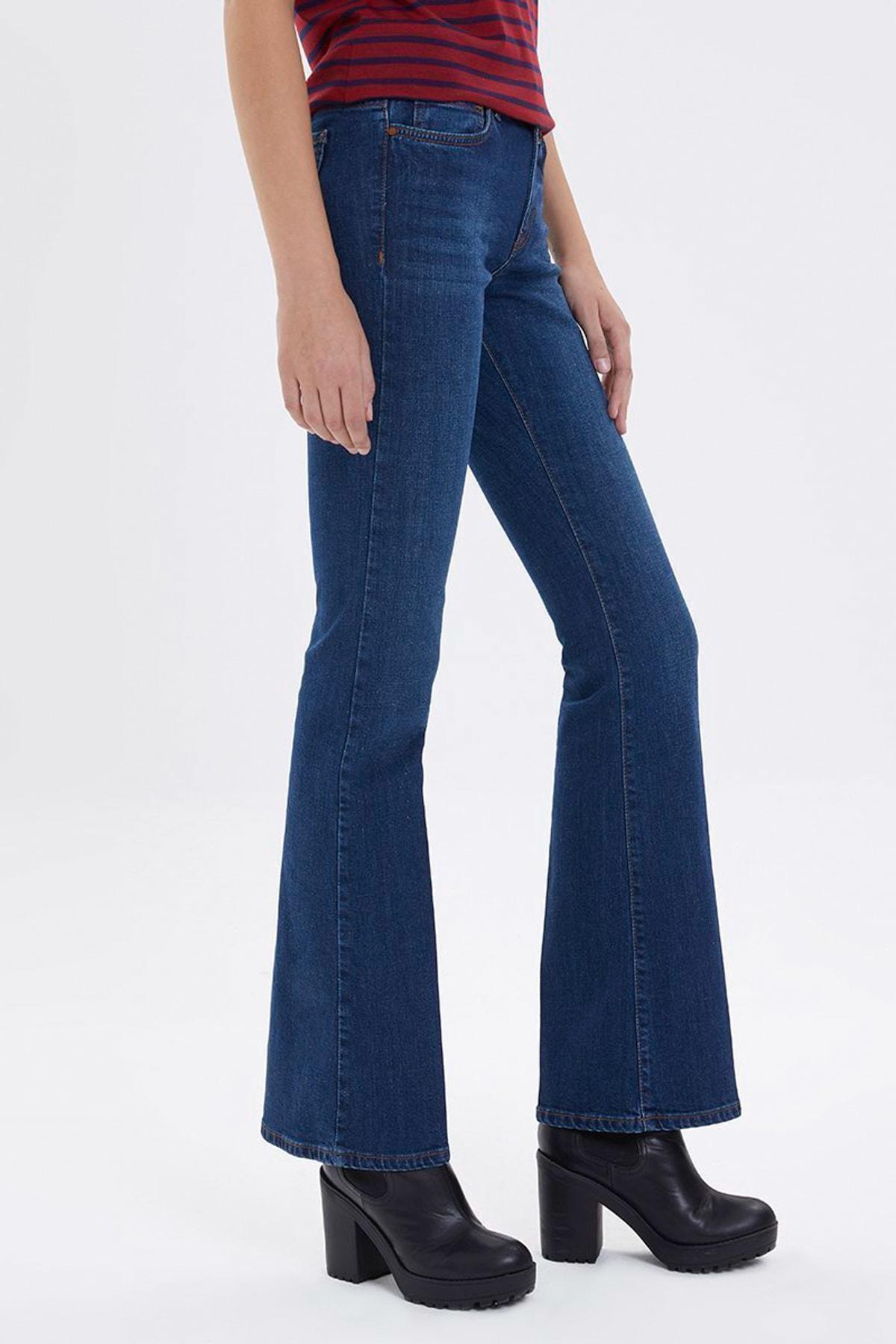 Loft Kadın Pantolon LF2022115 2