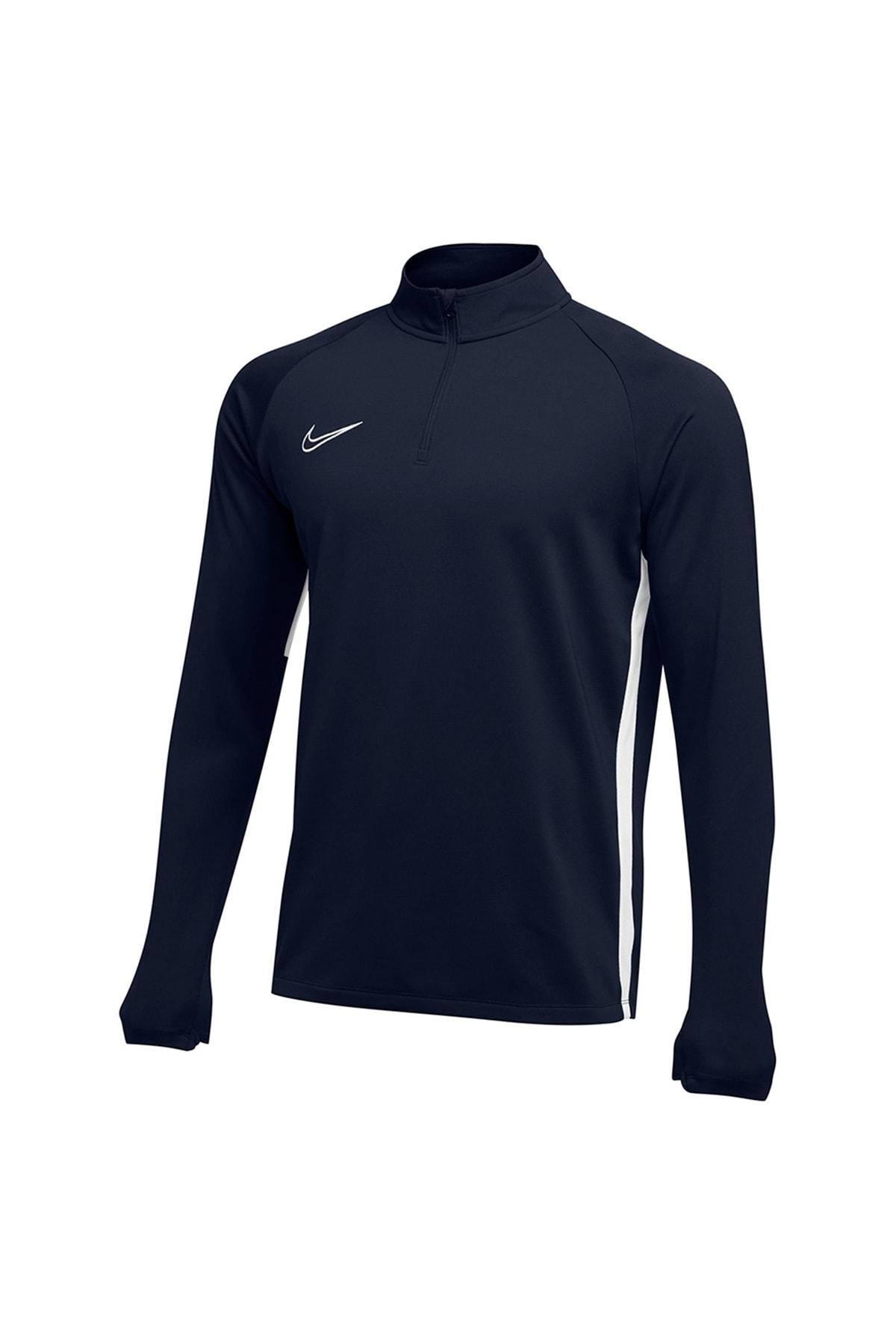Nike AJ9094-451 M NK DRY ACDMY19 DRIL TOP Erkek T-Shirt 1