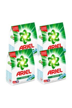 Ariel Toz Çamaşır Deterjanı Dağ Esintisi 4,5 Kg x4