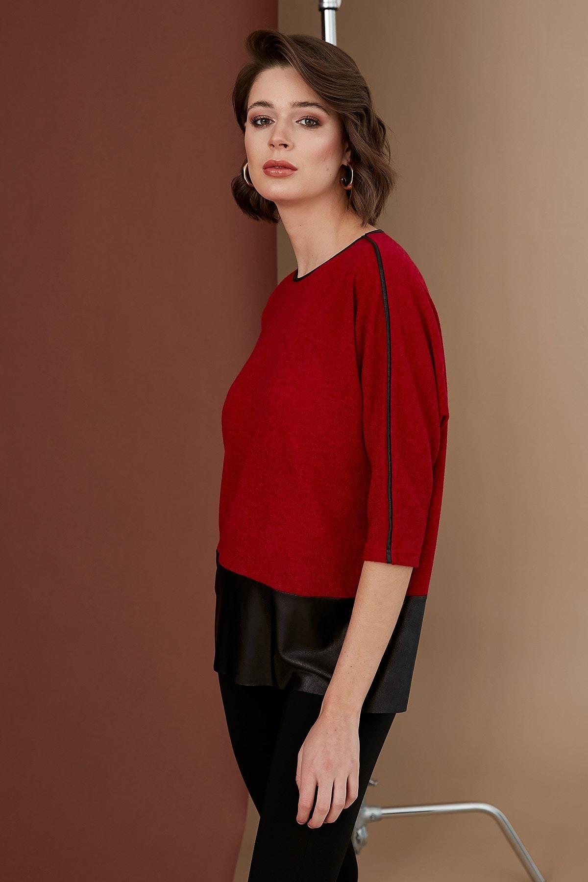 Journey Kadın Kırmızı Bluz 19KBLZ635
