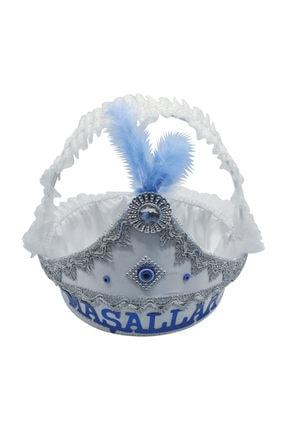 Cansüs Sünnet Şapkası Şeklinde Sepet Gümüş
