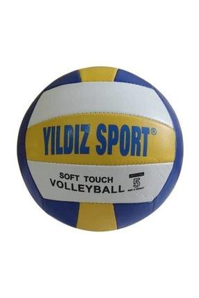 yıldızsport Yıldız Sport-voleybol Topu-dikişli Mavi