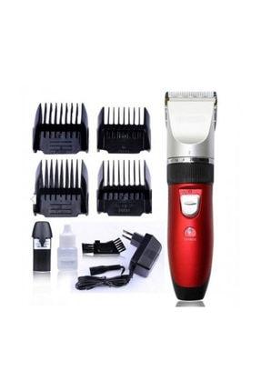 Nikula Star Porselen Bıçaklı Çift Bataryalı Saç Sakal Traş Makinesi