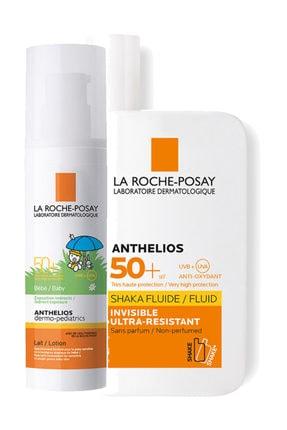 La Roche Posay Anthelios Bebeğim ve Ben Güneş Seti