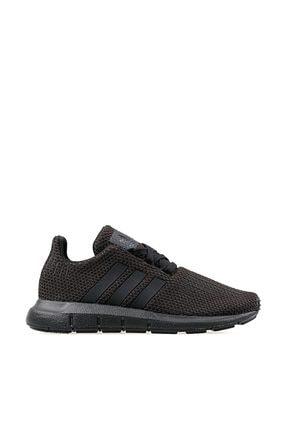 adidas Çocuk Günlük Ayakkabı Spor Siyah F34319 Swift Run C
