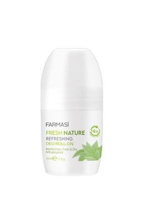 Farmasi Fresh Nature Roll On 50 Ml
