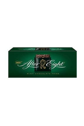 Nestle After Eight Classic Nane Dolgulu Alman Menşeili Bitter Çikolata 200 Gr