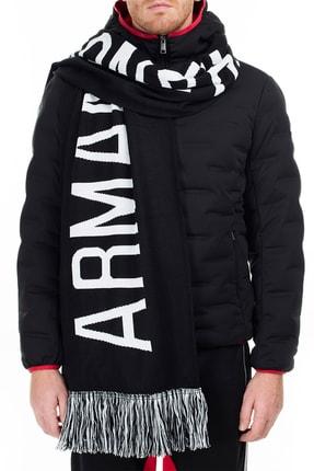 Armani Exchange Erkek Siyah Şal 6Gz42Q Zms1Z 1200
