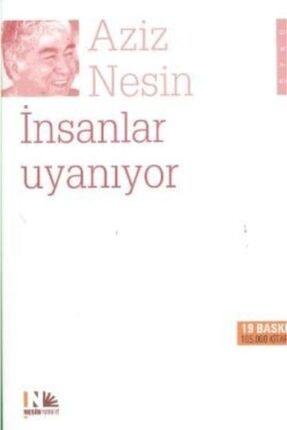 Nesin Yayınları Insanlar Uyanıyor / Aziz Nesin /