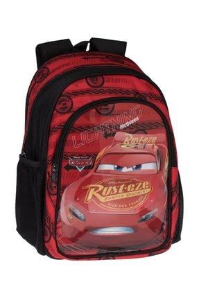 CARS Deichmann Kırmızı Unisex Çanta
