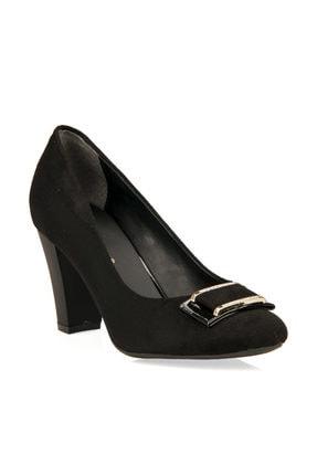 Ziya Kadın Siyah Ayakkabı 93415 544766