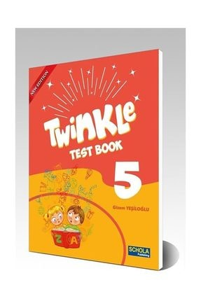 Schola Publishing Yayınları 5.sınıf Twinkle Test Book