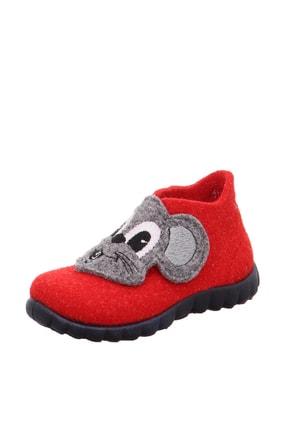 Superfit HAPPY Kırmızı Kız Çocuk Panduf 100481575