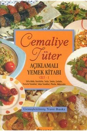 İnkılap Kitabevi Açıklamalı Yemek Kitabı Cilt: 1