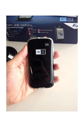 Türk Telekom E4 Android Akıllı Ev Telefonu Siyah