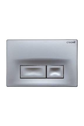 Creavit Gp3002 Mat Gri Boyalı Kumanda Paneli Buton *orjinal*