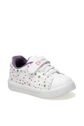 I COOL LOVELY.2 Beyaz Kız Çocuk Sneaker Ayakkabı 100415185