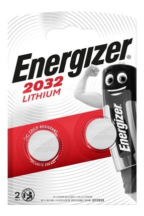Energizer Lithium CR2032 2'li