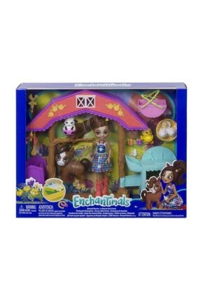 Enchantimals Çiftliği Oyun Seti