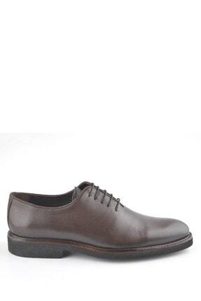 İgs Erkek Kahverengi Deri Klasik Ayakkabı İ1610483-1 M 1000