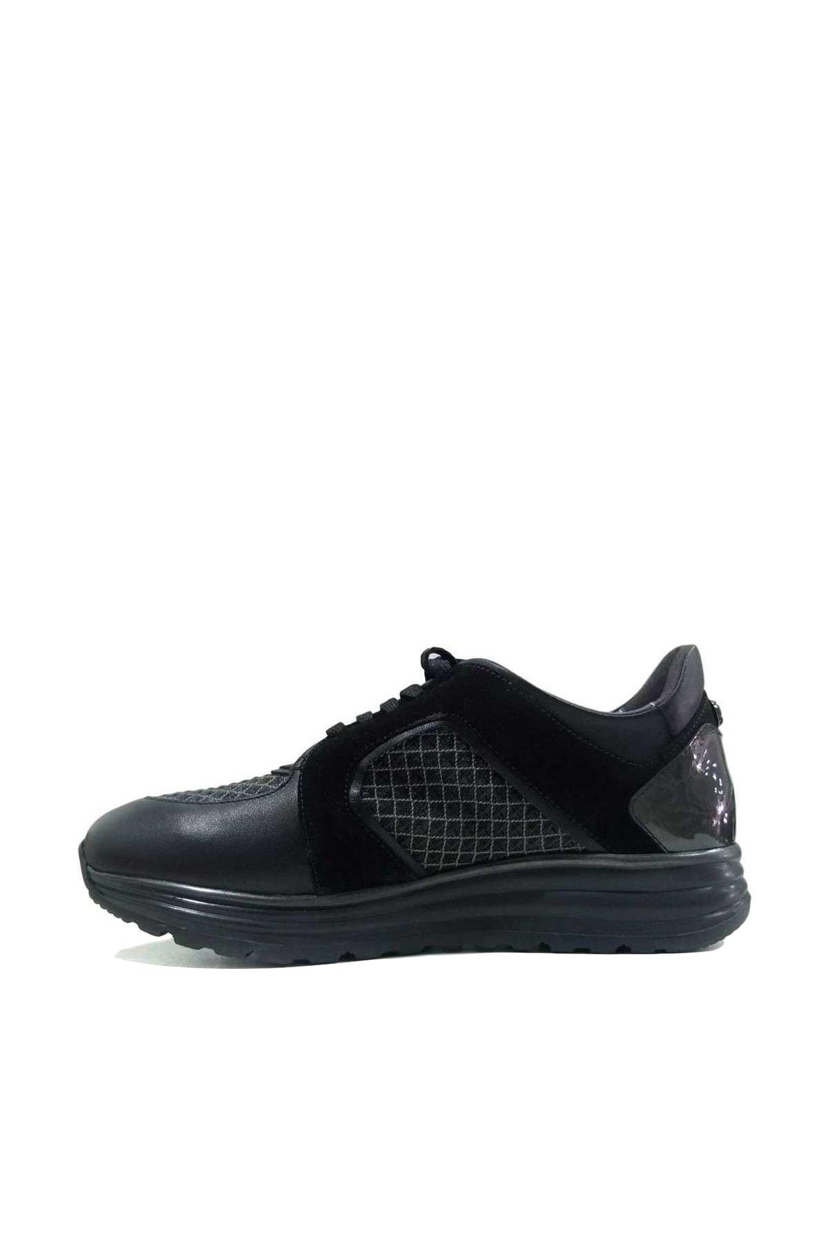 ALBERTO GUARDIANI Kadın Siyah Casual Ayakkabı Sd59431E-Ax00 2