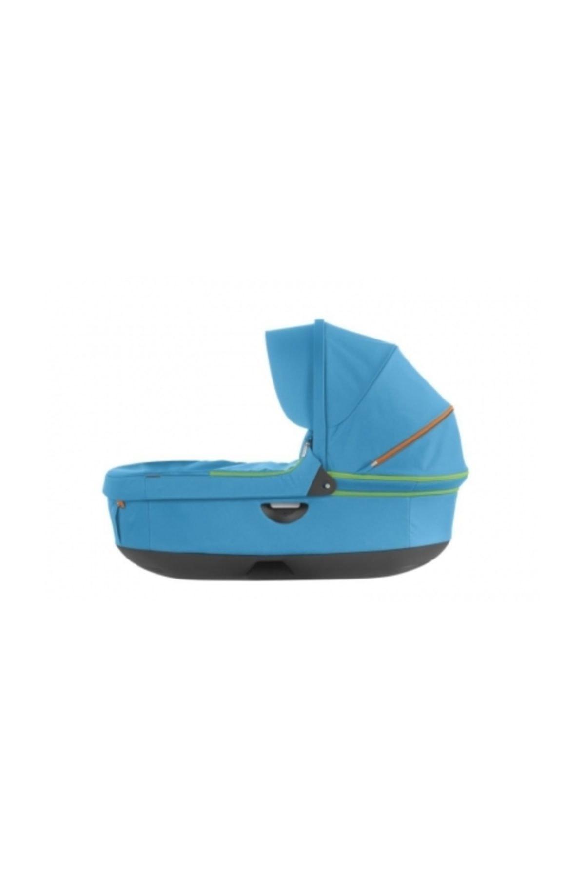 Stokke Stokke Portbebe (Crusi+Trailz) / Urban Blue 1