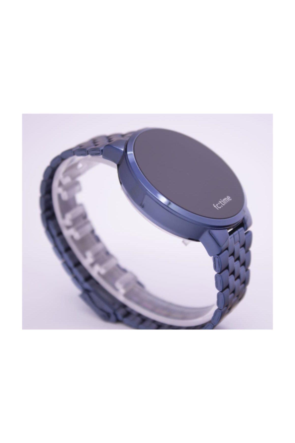 Ferrucci Fc G10805m.03 Unisex Dokunmatik Kol Saati Çelik Kordon 1
