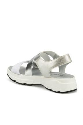Polaris 315500.Z Beyaz Kadın Sandalet 100507780