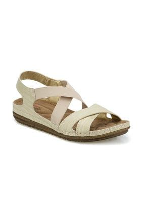Polaris 161164.Z Bej Kadın Sandalet 100509620