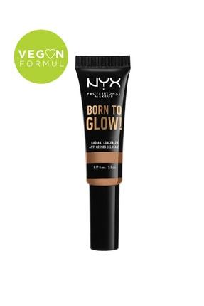 NYX Professional Makeup Kapatıcı - Born To Glow Naturally Radiant Concealer 12.7 Neutral Tan 800897197018