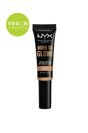 NYX Professional Makeup Kapatıcı - Born To Glow Naturally Radiant Concealer 9 Medium Olive 800897196981