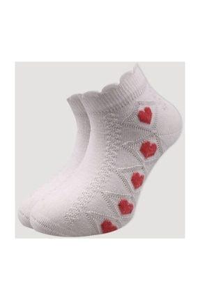 Bross Kabartma Kalpli Çocuk Patik  Çorap