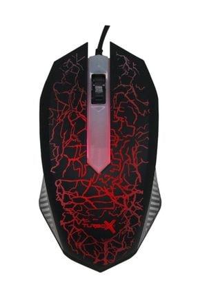 TURBOX Tr-m3 2400 Dpı Usb Kablo Gaming Oyucu Işıklı Mouse