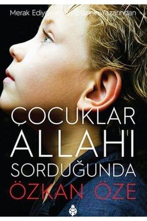 Uğurböceği Yayınları Çocuklar Allah'ı Sorduğunda