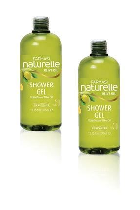 Farmasi Naturelle Zeytinyağlı Besleyici Duş Jeli-375ml 2 Adet