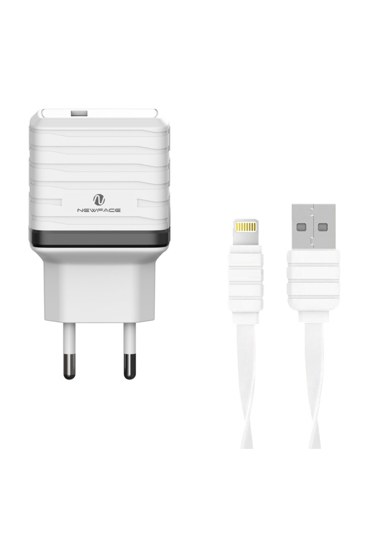 NewFace Apple Ipad Lightning Hızlı Şarj Aleti Seti Qualcomm 3.0a 1