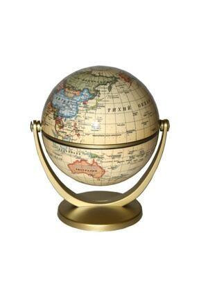 HEPBİMODA 360 Derece Masa Üstü Standlı Dünya Küre
