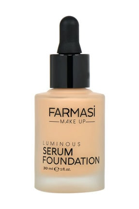 Farmasi Make Up Serum Fondöten No:02 Natural 30 Ml