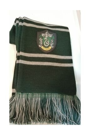 LapisButik Harry Potter Atkı Slytherin
