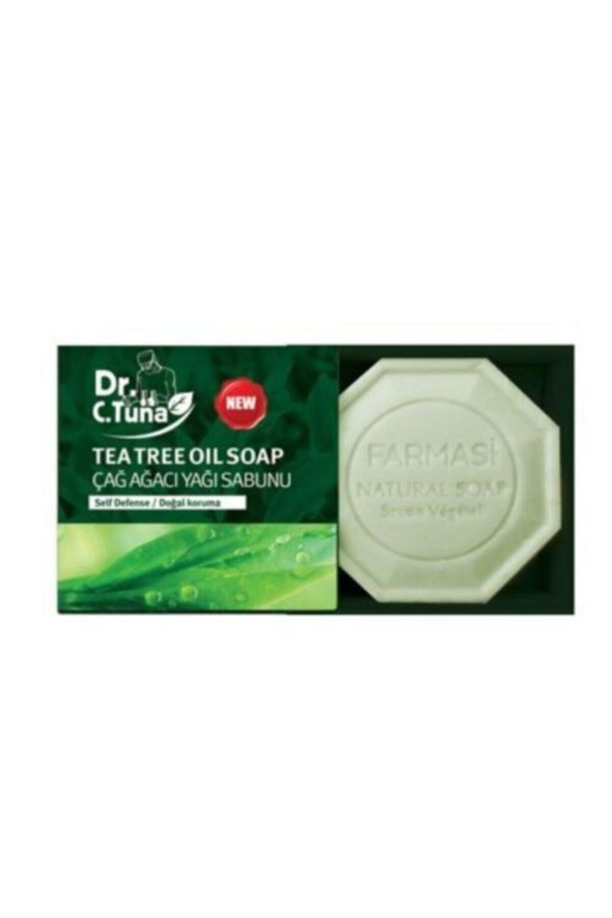 Tek Kozmetik Dr.c.tuna Çay Ağacı Yağı Sabunu 1