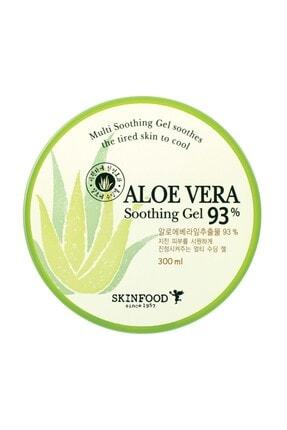 Skinfood Aloe Vera 93% Ferahlatıcı Nemlendirici Jel (AFTER SUN) 300ml