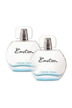 Emotion Ocean Fresh 2 Adet 50ml Edt Kadın Parfüm