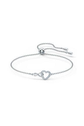 Swarovski Bileklik Swa Infinity-bracelet Simple Cry-rhs M 5524421