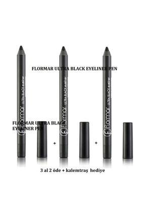 Flormar Ultra Black Eyelıner Pen