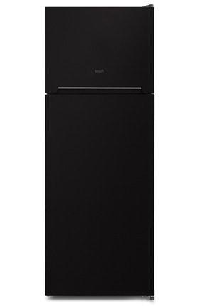 Vestel NF52001 S Siyah 520 Lt No-Frost Buzdolabı