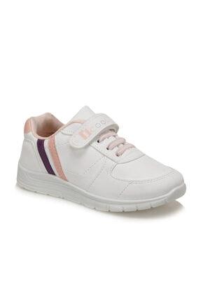 I COOL DEMBA Beyaz Lacivert Kırmızı Erkek Çocuk Sneaker 100315022